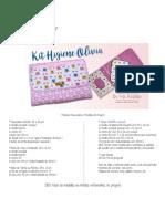 Kit Higiene Olivia