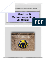 Módulo VI. Módulo específico de Galicia