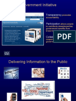 Agile government in the USA