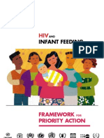 HIV and Infant Feeding Framework for Priority Action UN