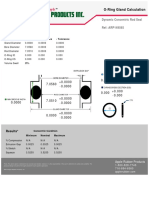 Apple Rubber O Ring Calculations 149565