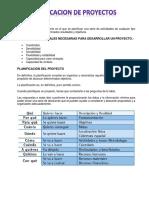 PLANIFICACION DE PROYECTOS. TRABAJO DE EXPOSICION.docx