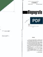 Biogeografie Calinescu R Bunescu a Patroescu M