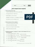 Passé composé forma negativa y verbos pronominales.pdf