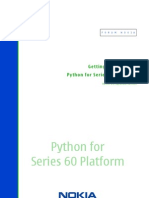 Python foe S60