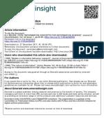 belkin information concepts for information science