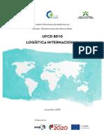 manual logistica internacional