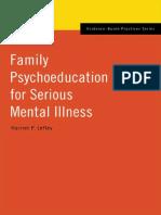 Family mental ilnes