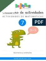 Cuaderno Matematicas-Animales (1)
