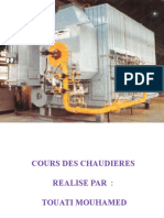 Cours Chaudières
