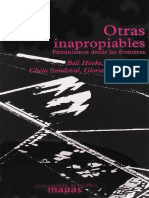 hooks; BRAH; SANDOVAL; ANZALDÚA 0 Otras inapropiables feminismo desde las fronteras.pdf