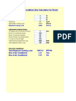 (4) Air Condition Size Calculator (1.1.19)