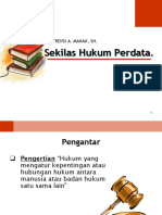 Sekilas Hukum Perdata-3