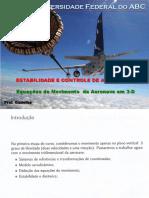 aula desempenho de aeronaves