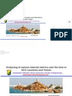 Internet Metrics Presentation