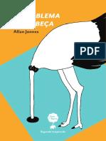Allan Jonnes - O Problema Da Cabeça (Livreto)