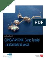 CONCAPAN XXIX - Transformadores Secos.pdf