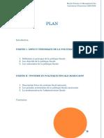 24518695 Rapport Politique Fiscale Final
