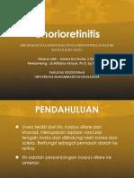 PPT Chorioretinitis