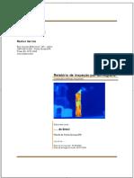 Relatório de Inspeção Por Termografia - PDF