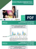 Desnutrição Energetico - Proteica