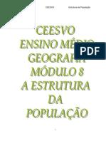 Geografia - CEESVO - Apostila - Módulo 08