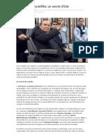 La Santé de Bouteflika_ Un Secret d'Etat - Mondafrique