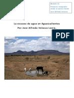 La escasez de agua en Aguascalientes.docx