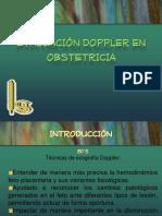 Doppler Obstetrico 2012
