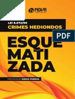 Crimes Hediondos Esquematizado Prof Diego Pureza Nova Concursos