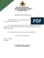NT-08-Acesso-de-Viaturas-BM - MARANHÃO