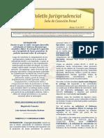 Boletín Informativo N° 4 del 18 de marzo de 2019