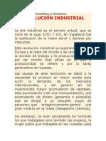 La Revolución Industrial en Venezuela