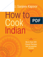 How to Cook Indian Food