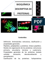 BIOQUIMICA  DESCRIPTIVA proteinas 2014.pdf