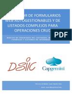 ¿GENERADOR DE FORMULARIOS WEB AUTOGESTIONABLES Y DE LISTADOS COMPLEJOS PARA OPERACIONES CRUD.pdf