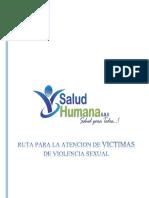 Ruta Para La Atencion de Victimas de Violencia Sexual