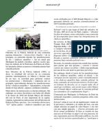 """Oficiales de policía franceses denuncian que están """"obligados a aceptar instrucciones ilegales"""" contra los 'chalecos amarillos'"""