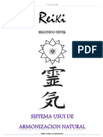 2do Nivel Reiki Para La Conciencia