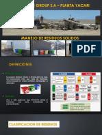 CAPACITACION DE MANEJO DE RESIDUOS SOLIDOS - EMC.pptx