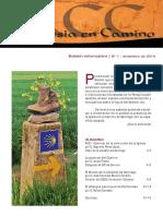 Acolhida Peregrinos Santiago de Compostela