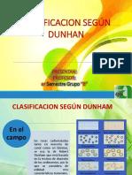Clasificacion Dunham