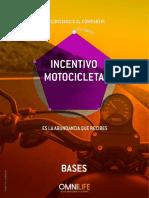 Incentivo Motocicleta PER