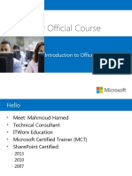 Introduction to Office 365.pptx