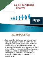 Medidas de Centralizacion Abel