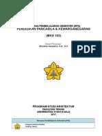 MKS 103 Pendidikan Pancasila & Kewarganegaran.doc