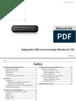 Dlink adaptador usb wifi