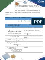 Ejercicio C-Ecuaciones Diferenciales Exactas