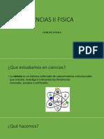 diapositiva de ciencias  fisica