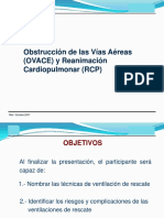 RCP Y OVACE